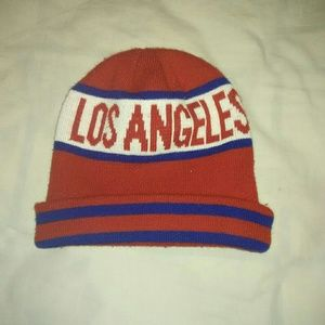 Los Angeles beanie